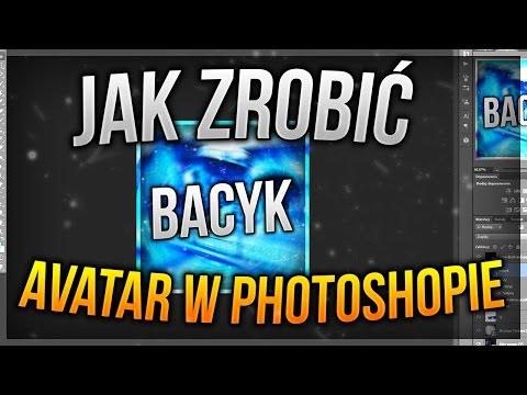 JAK ZROBIĆ AVATAR W PHOTOSHOPIE | Poradnik from YouTube · Duration:  9 minutes 16 seconds