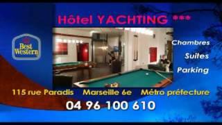 Hotel Yachting Marseille