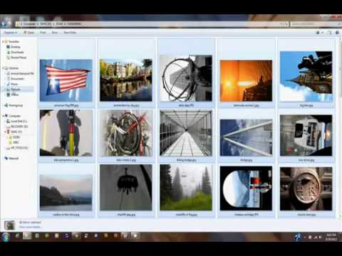 how to move photos from iphone to computer windows 7