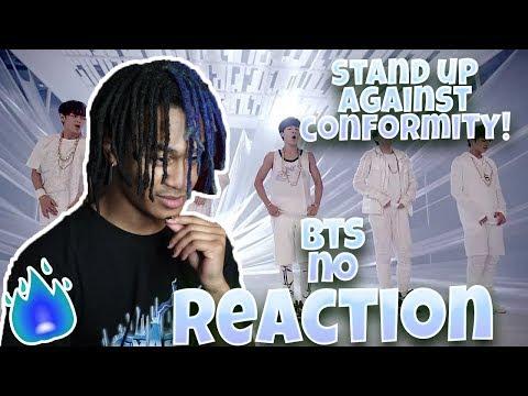 BTS(방탄소년단) _ NO(엔.오) [MV] - REACTION | THE RED PILL 😳