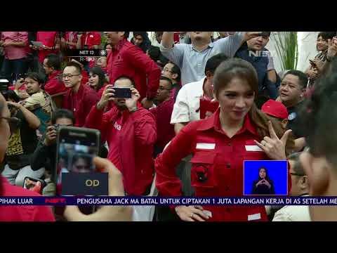 Kedua Kubu Jokowi & Prabowo Gaet Sejumlah Artis Tanah Air-NET12