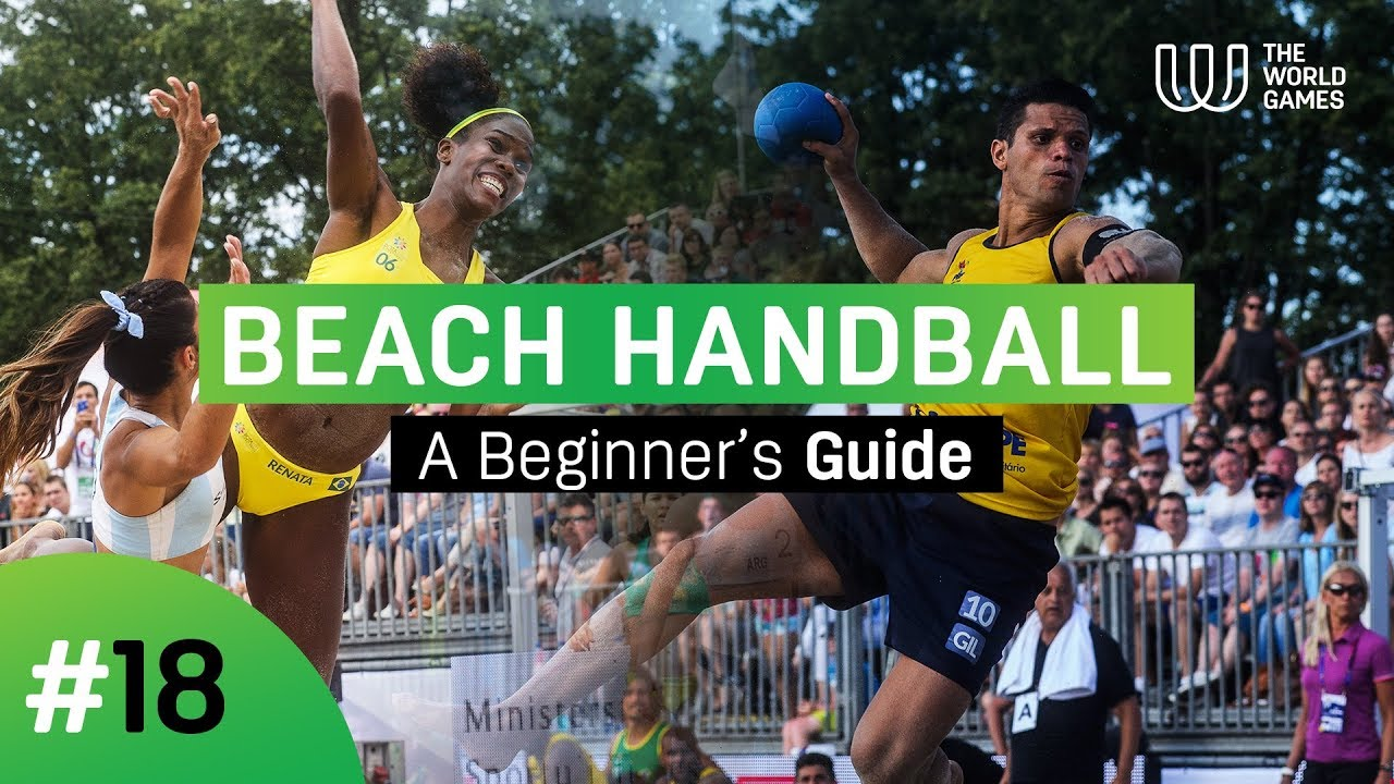 A Beginner's Guide to Beach Handball