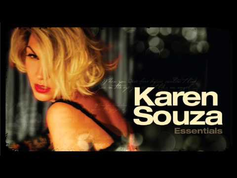 Клип Karen Souza - Every Breath You Take