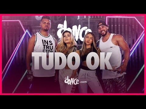 Tudo Ok - Thiaguinho Mt e Mila  FitDance TV Coreografia  Dance