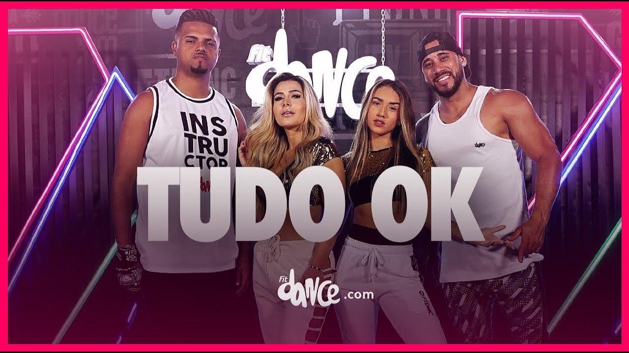 Tudo Ok - Thiaguinho Mt e Mila   FitDance TV (Coreografia Oficial) Dance Video
