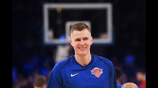 Best Moments from the Kristaps Porzingis Knicks Era (2015-2018)