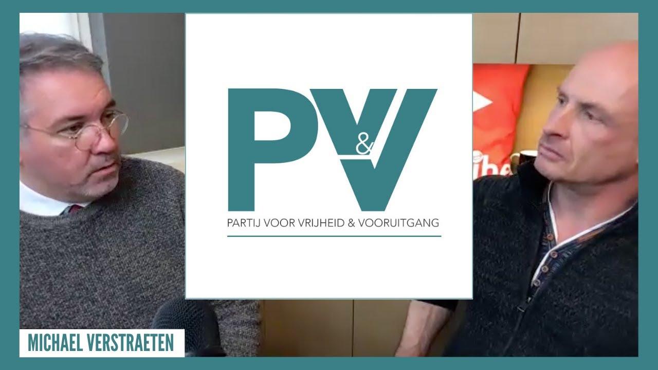 Als nieuwe Belgische politieke partij, vult PV&V het Belgisch electoraal vacuüm