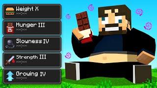 Gaining WEIGHT in Minecraft (SkyFactory)