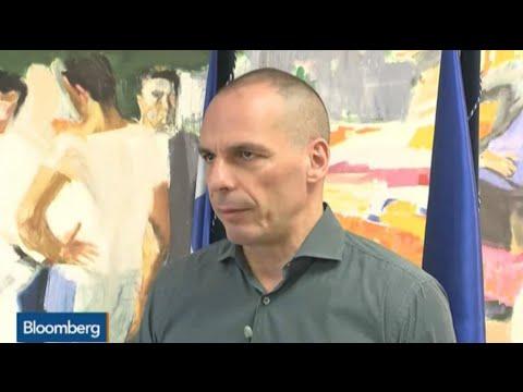 Yanis Veroufakis / Greece Debt  Grexit Bankruptcy Politics