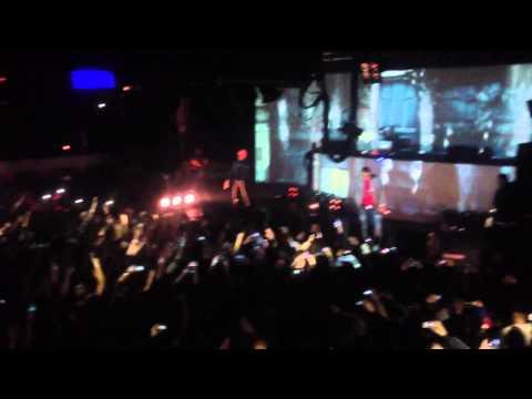 Kollegah & Farid Bang - JBG 2 Live Intro, Dynamit & Adrenalin, 03.04.2013 Hamburg