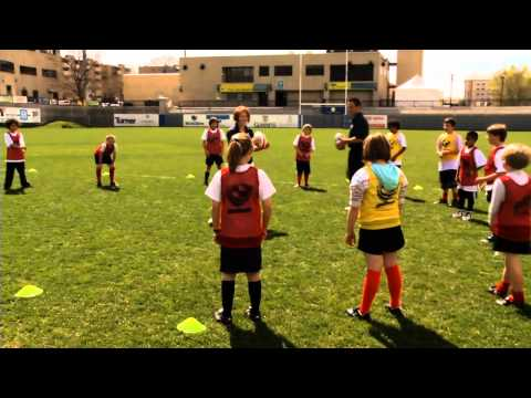 Rookie Rugby - Cold and Hot Potato