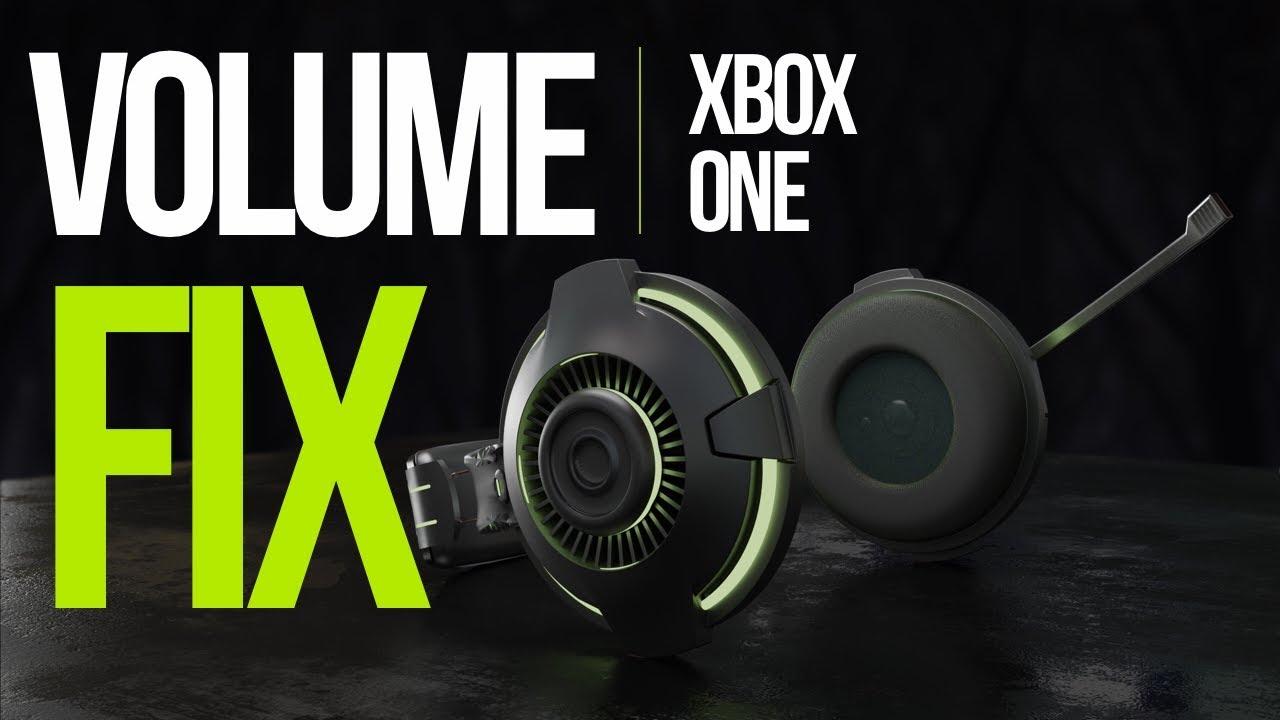 Xbox One Mic Sensitivity 2018