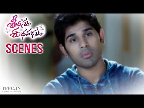Srirastu Subhamastu Movie Back 2 Back Scenes   Allu Sirish, Lavanya Tripathi   TFPC
