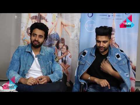 Interview With Singer Guru Randhawa And Producer Jackky Bhagnani For The Film Dil Juunglee