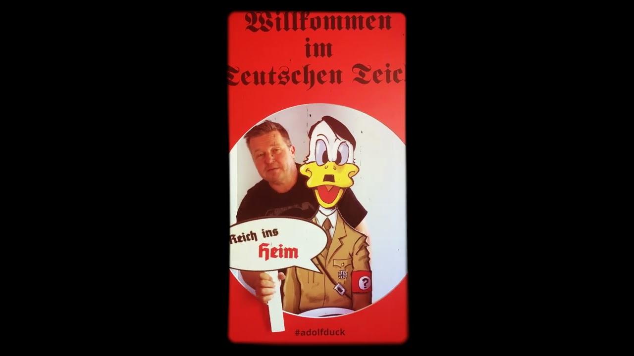 Comedy Nazi Witze mit #afolfduck