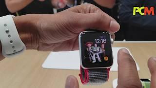 Apple 發表會直擊:Apple Watch Series 3
