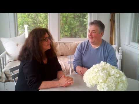 Matthew Mead chat with Tricia Foley