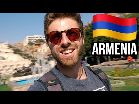 ARMENIA TRAVEL: WHAT TO DO IN YEREVAN IN A DAY