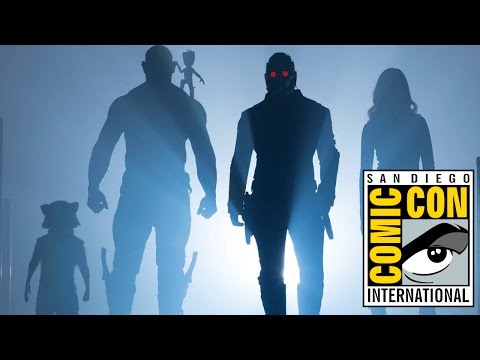 Guardians of the Galaxy Vol 2 Headed To Comic Con