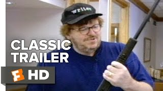Bowling for Columbine Official Trailer #1 - Michael Moore Movie (2002) HD