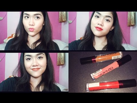 sophie-paris-soft-matte-lip-color-swatch-&-review❀
