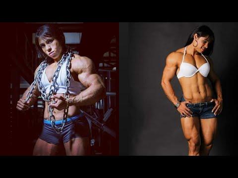 Miss Physique Flores Neide – Female Bodybuilding Motivation