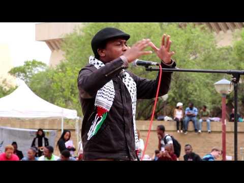 Pretoria commemorates Israeli apartheid week