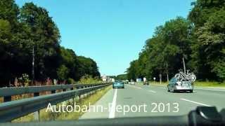 Gefahr mit der keiner rechnet - Deutsche Autobahn