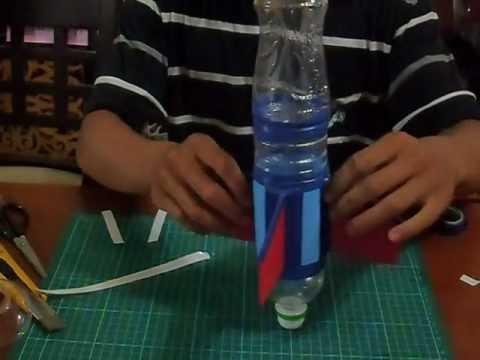 水火箭製作教學,超簡單的喔!   Doovi