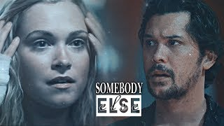 Bellamy & Clarke [The 100] (+6x07) || You're Somebody Else