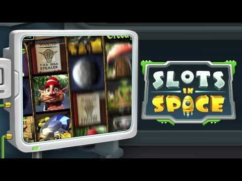 Slots in Space Promotional Video
