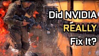 Did NVIDIA REALLY Fix DXR in Battlefield V?