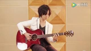 Night street-Yuki Matsui (Test Sagewood guitar)