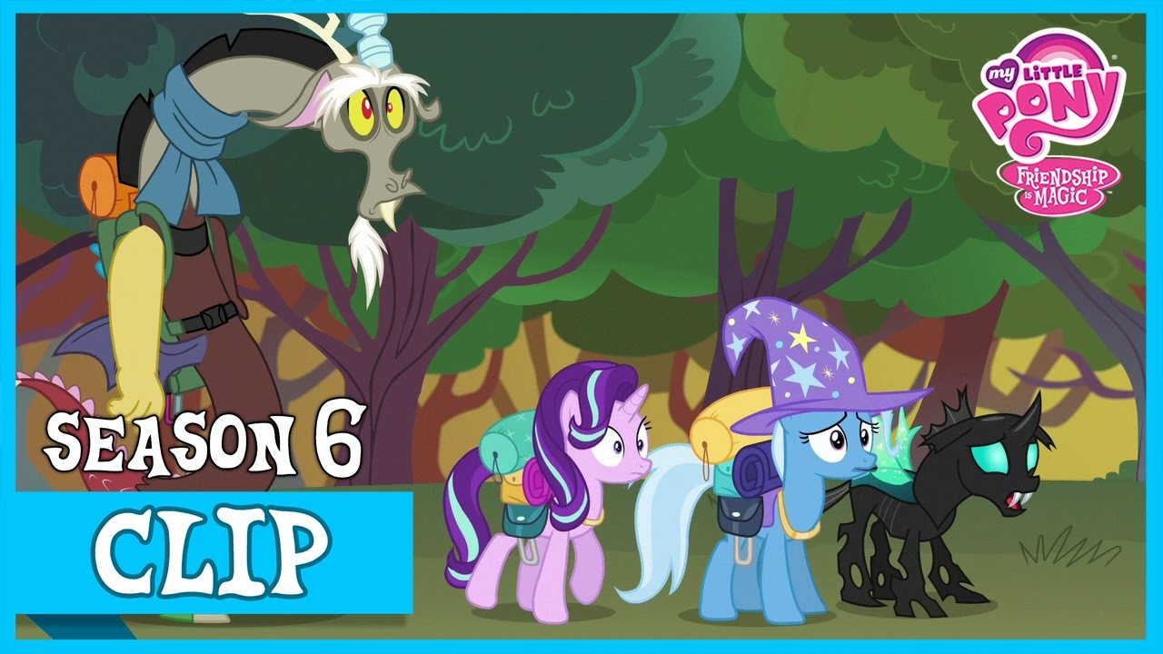 Download An Unlikely Team of Heroes (To Where and Back Again) | MLP: FiM [HD]