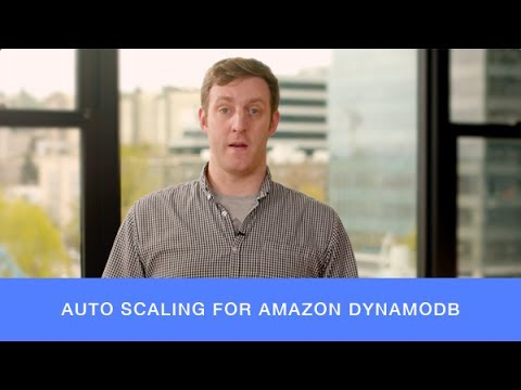 Auto Scaling for Amazon DynamoDB