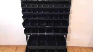 Контейнер для метизов(Хотите купить контейнер для метизов и инструмента? Оптовый интернет-магазин Пласт Бокс поможет решить..., 2015-11-04T10:11:22.000Z)