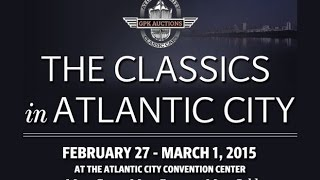 2015 Classics in Atlantic City Car Show & Auction