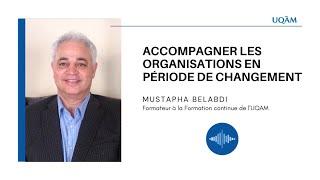 Formation continue: «Accompagner les organisations en période de changement»