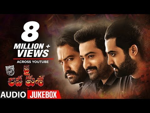 Jai Lava Kusa Full Songs Jukebox - Jr NTR,...