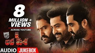 Jai Lava Kusa Full Songs Jukebox Jr NTR, Raashi Khanna, Nivetha Thomas | Devi Sri Prasad