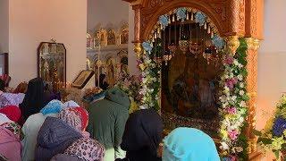 Православные пензенцы чествуют Трубчевскую икону Божией Матери