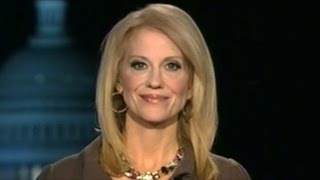 """Kellyanne Conway """"If Mr Comey Has Something To Say I'm Sure We're All Willing To Hear It!"""""""