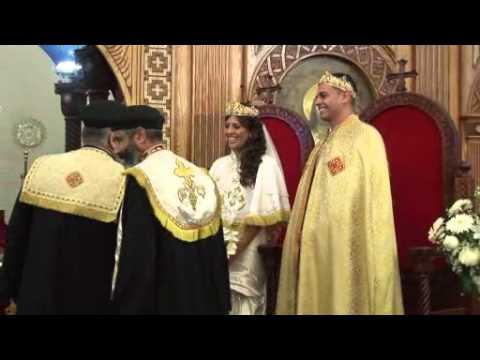 St. Mary's Coptic Church, Crowning Ceremony, New Brunswick ...