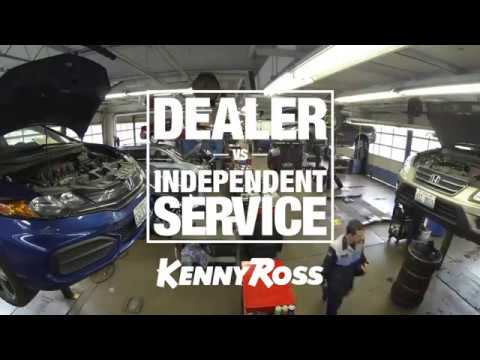 Dealer Service vs. Independent Service | Kenny Ross | Pittsburgh PA
