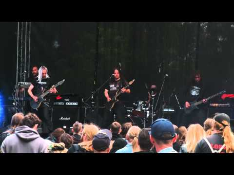 Neglected Fields  at True&Evil festival 2015