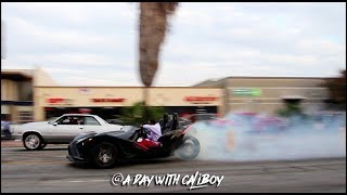 Crenshaw new years day 1/1/18 (raw footage)