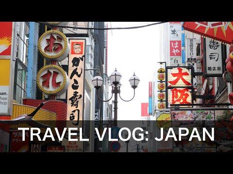 Travel Vlog Trailer : Japan | Osaka, Kyoto & Tokyo