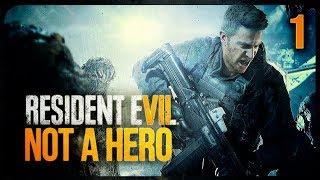 КРИС РЕДФИЛД НЕ БОИТСЯ ● Resident Evil 7 - NOT A HERO #1 [PS4 Pro]