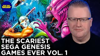 6 Sega Genesis Games to Play This Halloween | Friday Night Arcade