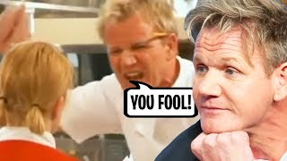 7 Times Gordon Ramsay Got In HEATED CONFRONTATIONS!